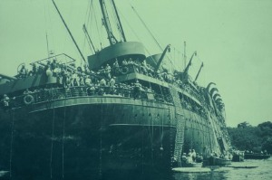 SS President Coolidge