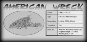 The American wreck
