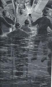 Escape from HMS Poseidon