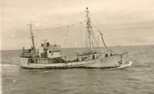 Russian Trawler - 1967