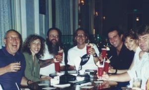 TekAsia 1996 - Speakers at Raffles