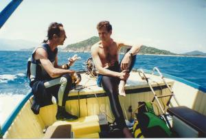 Christian B - diving at Nha Trang
