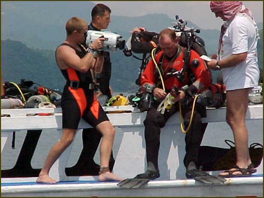 John Bennett (diver) A talk with John Bennett Deep Diver NEKTONIX